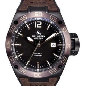 Other - Strumento Marino Defender Automatic Brown Watch